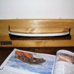 mezzi scafi - mezzo scafo di gondola toscana