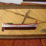mezzi scafi - mezzo modello di leudo ligure