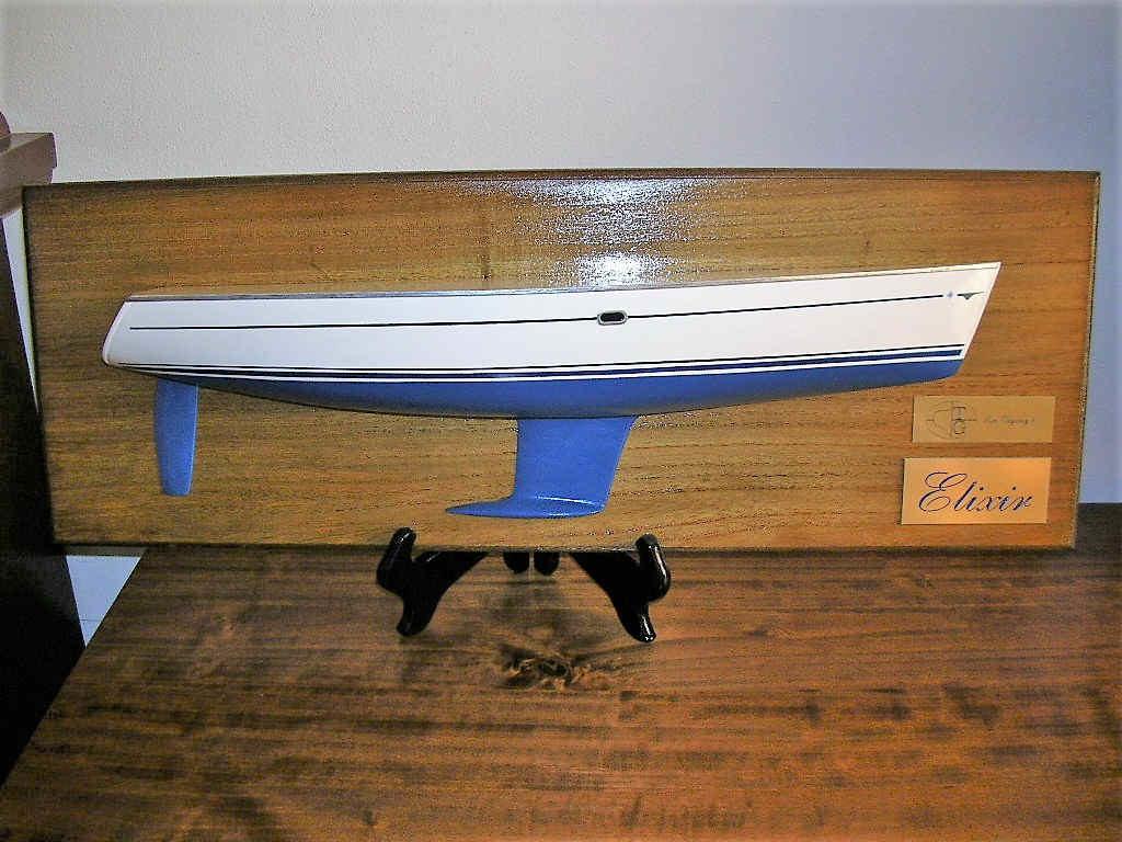 Sun Odyssey 40 mezzo scafo moderno