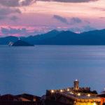 Fotografia artistica - Panorama piazza Bovio e canale