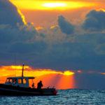Fotografia artistica - Pescatore nel canale