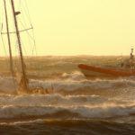 Fotografia artistica -Soccorso a mare-foto