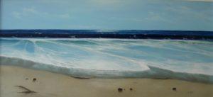 Dipinti di mare - quadro intitolato Marina 4 - autore Nicola Sciotto