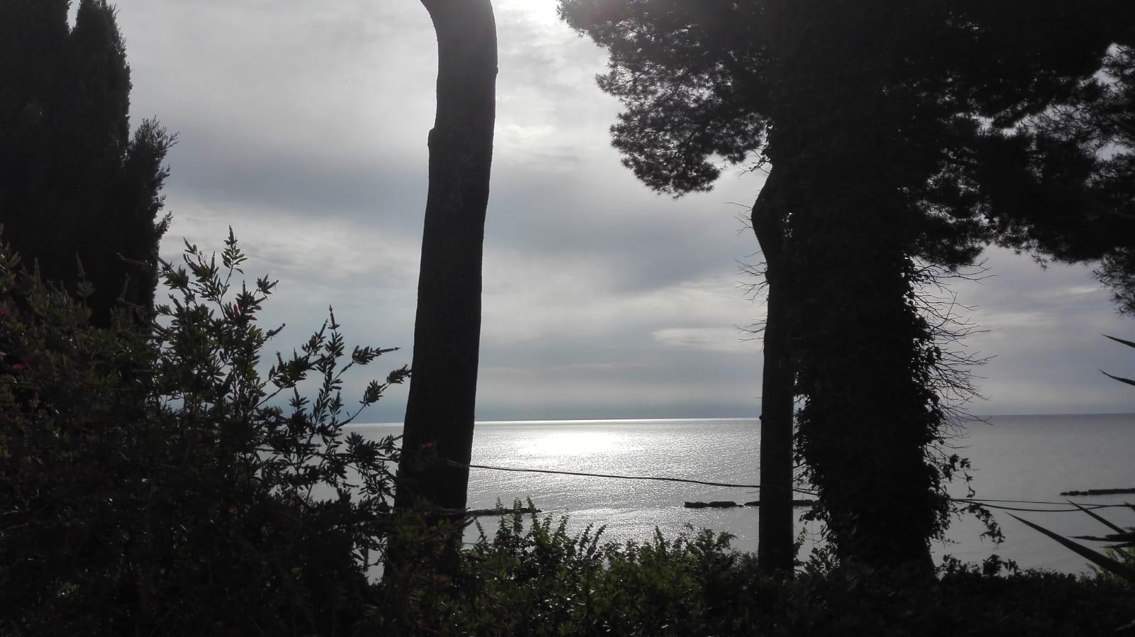"""Fabio Strinati - foto dal titolo: """"Nel mare il tuffo di uno sguardo"""""""
