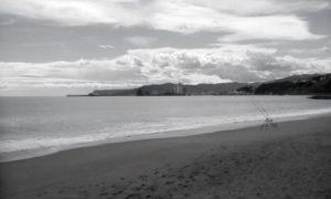 """Fabio Strinati - foto dal titolo : """"Nell'aria, nel mare una luce"""""""