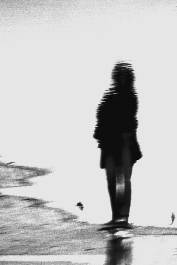 """mosso creativo - foto intitolata """"diventando acqua"""" - autrice Paola Tornambè"""