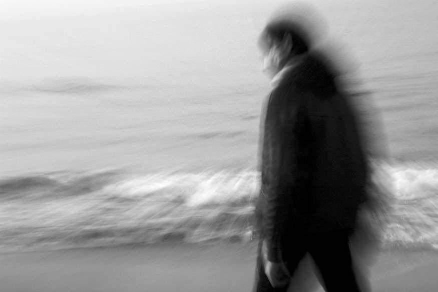"""mosso creativo - foto intitolata """"il ritmo del mare"""" - autrice Paola Tornambè"""