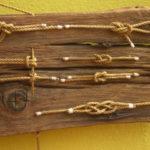 legni di mare - quadro F6g - autore Sandro Vischia