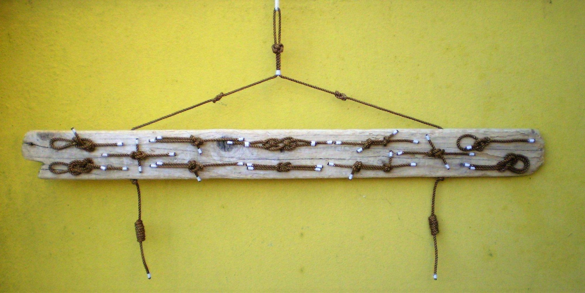legni di mare - quadro F31 - autore Sandro Vischia