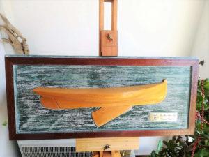 mezzo scafo car boat COOT - modelli & mezzi scafi