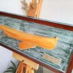 Mezzo cafo del cat boat COOT - autore Tommaso GIAQUINTA - modelli & mezzi scafi - mercatino