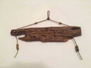 legno da spiaggia con nodi marinari N 908 - mercatino