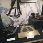 attrezzi e oggetti nel museo navale di danzica