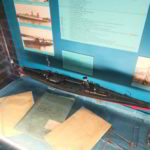 modello navale del museo navale di danzica