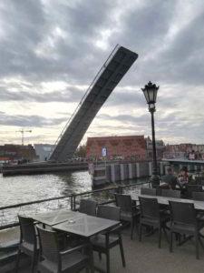 wartka bridge danzica