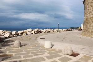 passeggiata a mare pirano