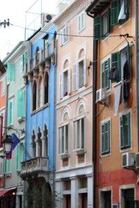 case colorate di pirano