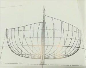 piano di costruzione gozzo ligure