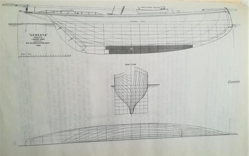 cutter genesta piano di costruzione