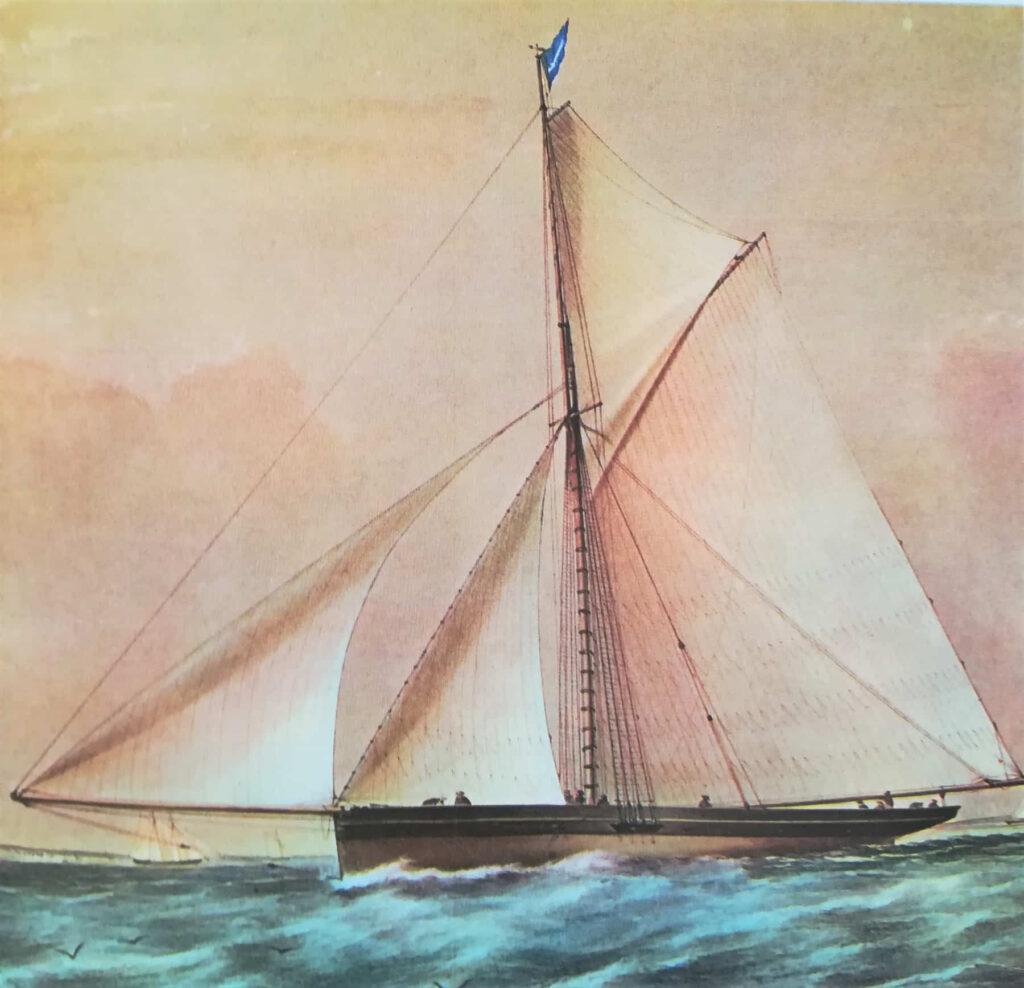 dipinto di cutter