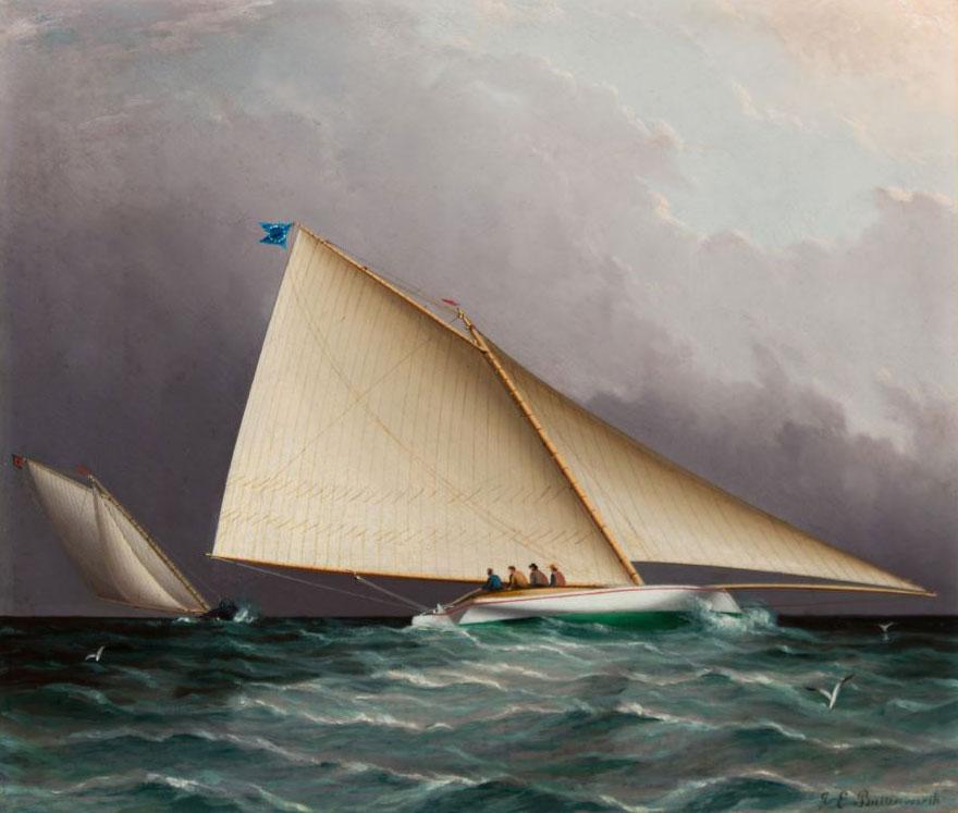 dipinto di sandbagger