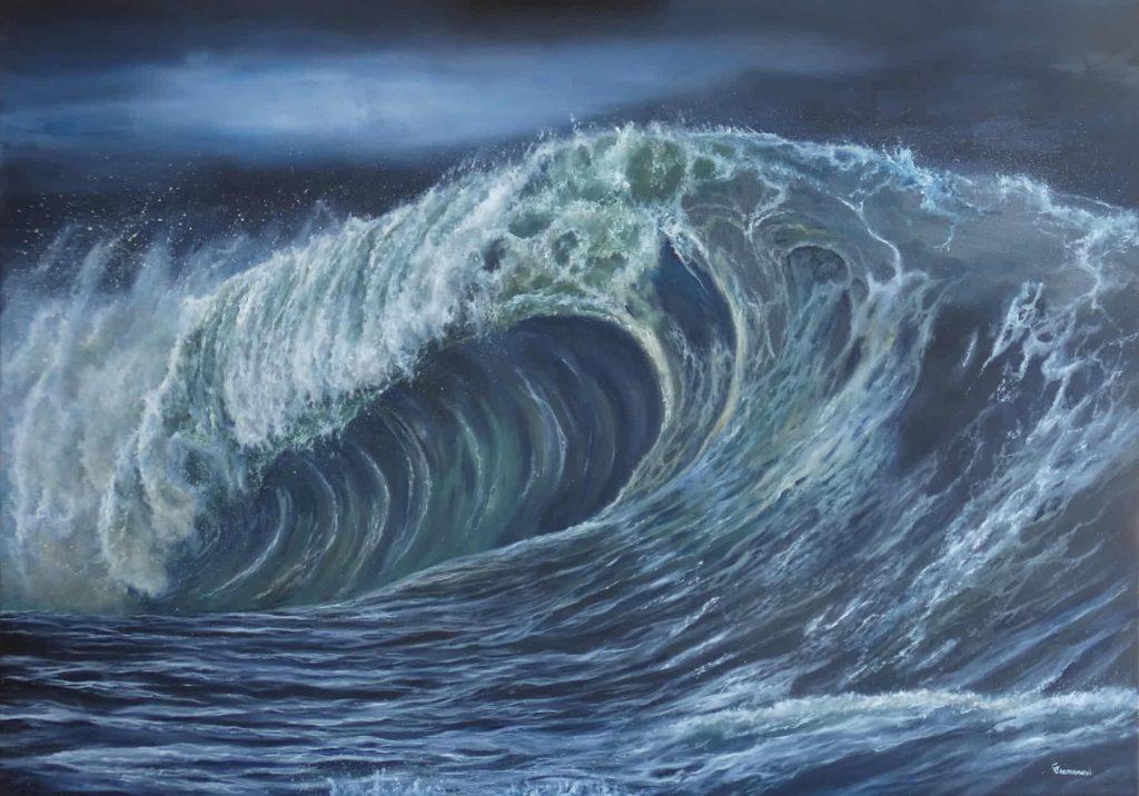 Dipinto di mare